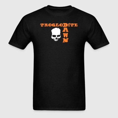 Troglodyte Dawn - Skully (shirt) - Men's T-Shirt