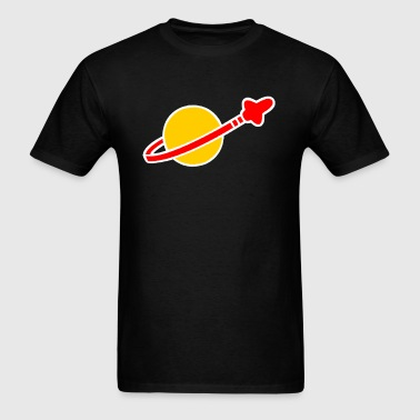 Vintage Lego Space - Men's T-Shirt