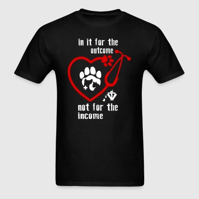 Not for the income - Men's T-Shirt