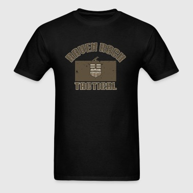 Raven Rock Alberta - Tactical Tan - Men's T-Shirt