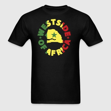 Senegal Westside - Men's T-Shirt