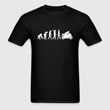 Motorcycle - Men's T-Shirt