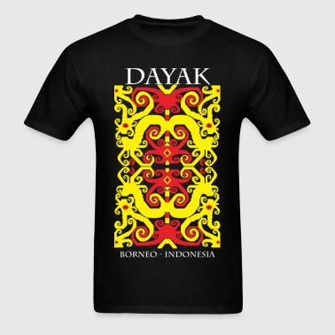dayak2 - Men's T-Shirt