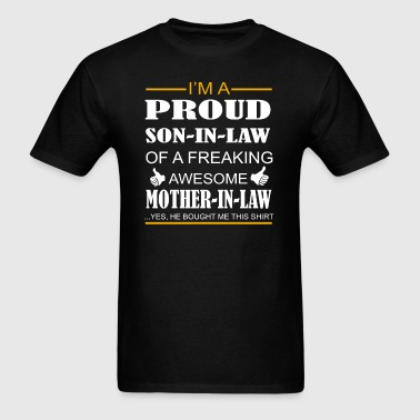 Im a proud son in law - Men's T-Shirt