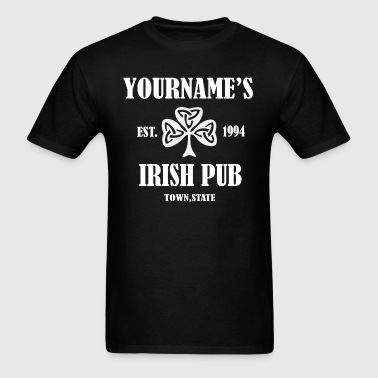 Irish Pub - Men's T-Shirt