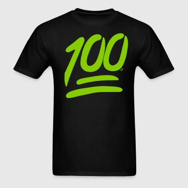ONE HUNDRED - Men's T-Shirt