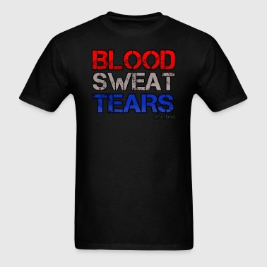 Blood Sweat and Tears.png - Men's T-Shirt