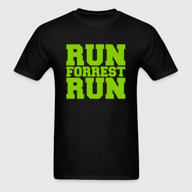 RUN FORREST RUN (Forrest Gump) - Men's T-Shirt