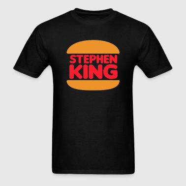 Stephen King - Men's T-Shirt