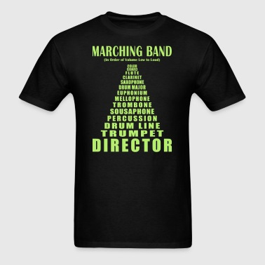 Marching Band Volume - Men's T-Shirt