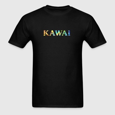 Colorful Kawai - Men's T-Shirt