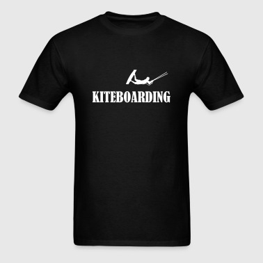 Kiteboard,Kiteboarder,Kite,Kiteboarding,Sea,Board - Men's T-Shirt