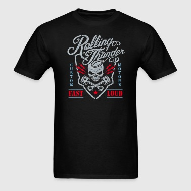Rolling Thunder Motors - Men's T-Shirt