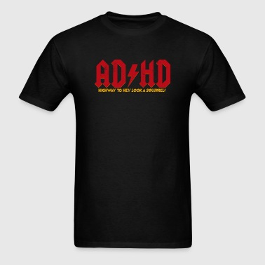 AD/HD - Men's T-Shirt