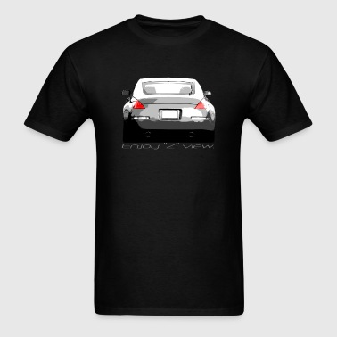 350Z Enjoy the view. - Men's T-Shirt