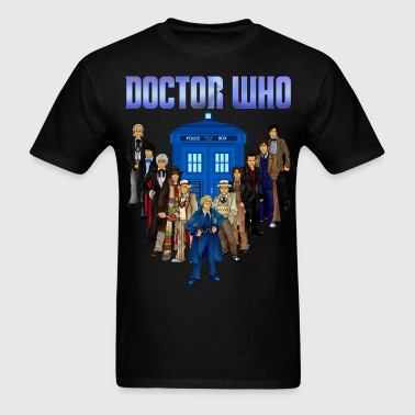 Doctor Who - Men's T-Shirt