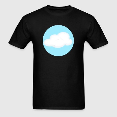 Cloud Nest Official Logo - Men's T-Shirt