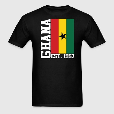 Ghana Independence Day - Men's T-Shirt