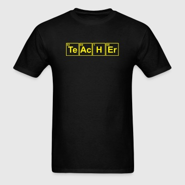 Teacher - teacher - Men's T-Shirt