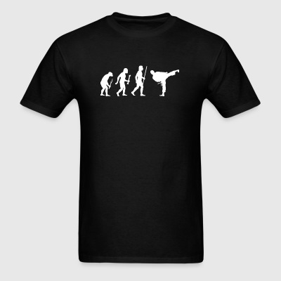 Karate - Evolution of Karate - Men's T-Shirt