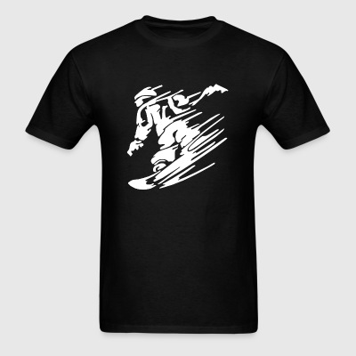 Skating - skating - Men's T-Shirt