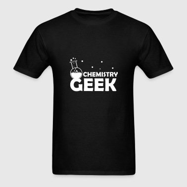 Chemistry geek T - shirt - Mau asidasiasio - Men's T-Shirt