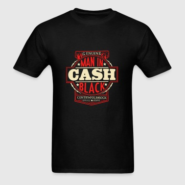 Cash - Awesome contry folk rock t-shirt for fans - Men's T-Shirt