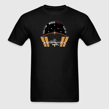 ISS FE7 Simple - Men's T-Shirt