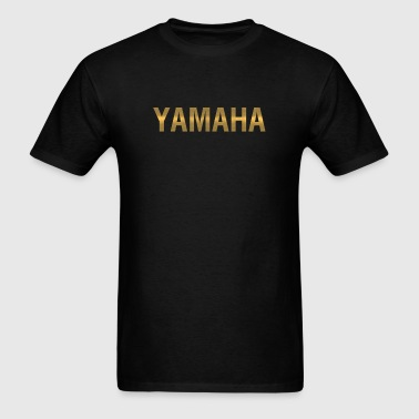‏‏‏‏‏‏Golden yamaha - Men's T-Shirt