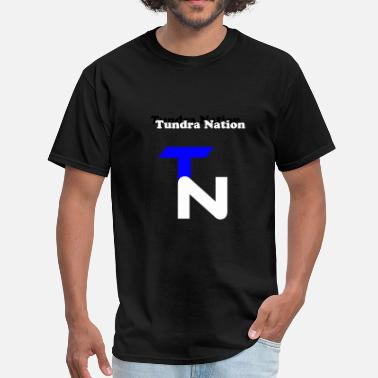 Toyota Tundra The Nation Shirt (black) - Men's T-Shirt