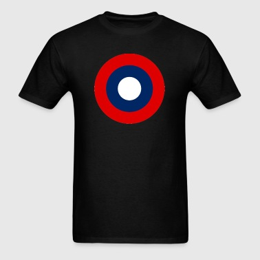 WWI American Aircraft Insignia - Men's T-Shirt