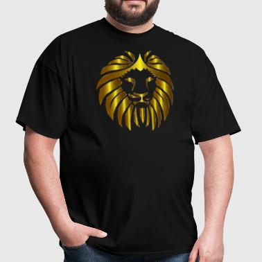 Prismatic Lion 10 No Background - Men's T-Shirt