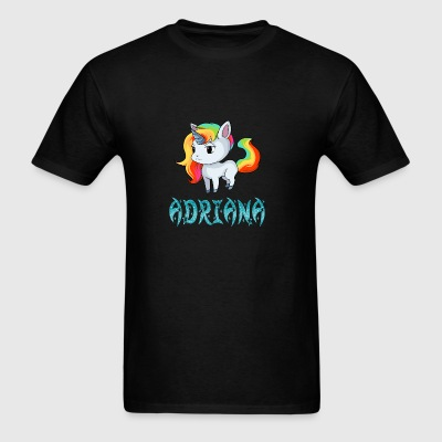 Adriana Unicorn - Men's T-Shirt