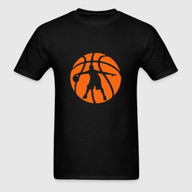 Inside Bball Crossover - Men's T-Shirt