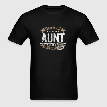 Aunt Gift Trusted Family Member Shirt - Men's T-Shirt