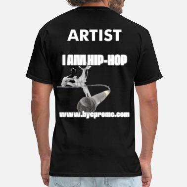 Bycpromo BYC PROMO I AM HIP HOP T-SHIRT - Men's T-Shirt