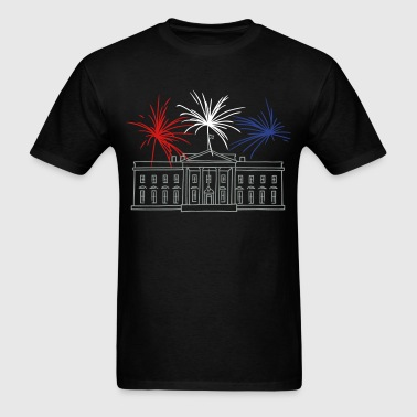 The White House - Men's T-Shirt