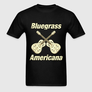 Bluegrass Americana - Men's T-Shirt