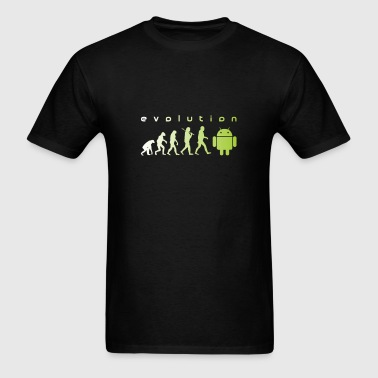 Android Evolutions - Men's T-Shirt