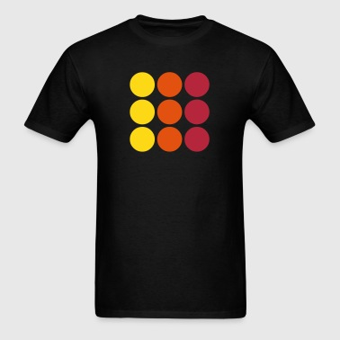 dots - Men's T-Shirt