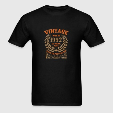 Vintage Made In 1992 All Original Parts - Men's T-Shirt