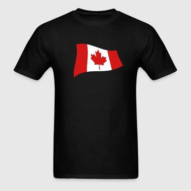 Canadian Flag - Men's T-Shirt
