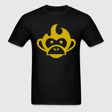 Monkey - Men's T-Shirt