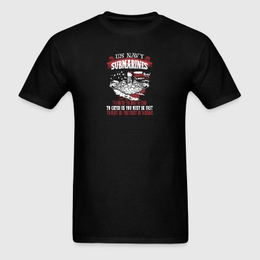US Navy Submarine Shirt - Men's T-Shirt