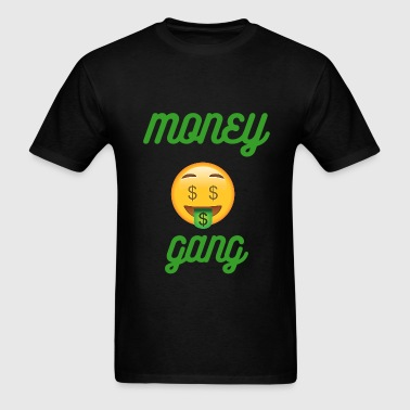 money gang premium tee - Men's T-Shirt