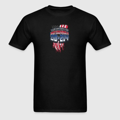 Veteran DD-214 Shirt - Men's T-Shirt