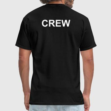 Dan Bilzerian Will & Dan crew logo - Men's T-Shirt
