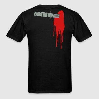 KA-BAR Backstabber - Men's T-Shirt