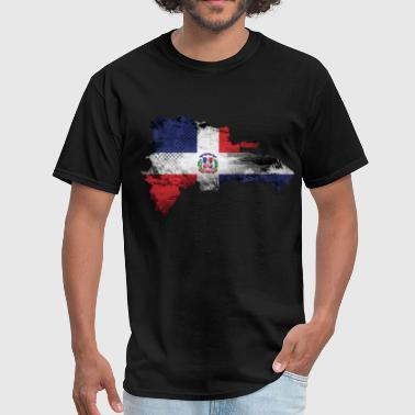 Dominican Republic design - Men's T-Shirt