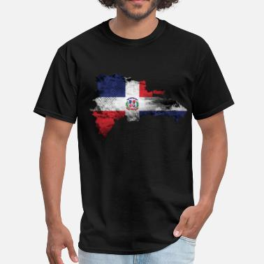 Dominicano Dominican Republic design - Men's T-Shirt